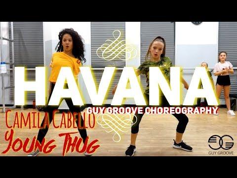 """""""Havana""""   @camilacabello @youngthug   @GuyGroove Choreography"""