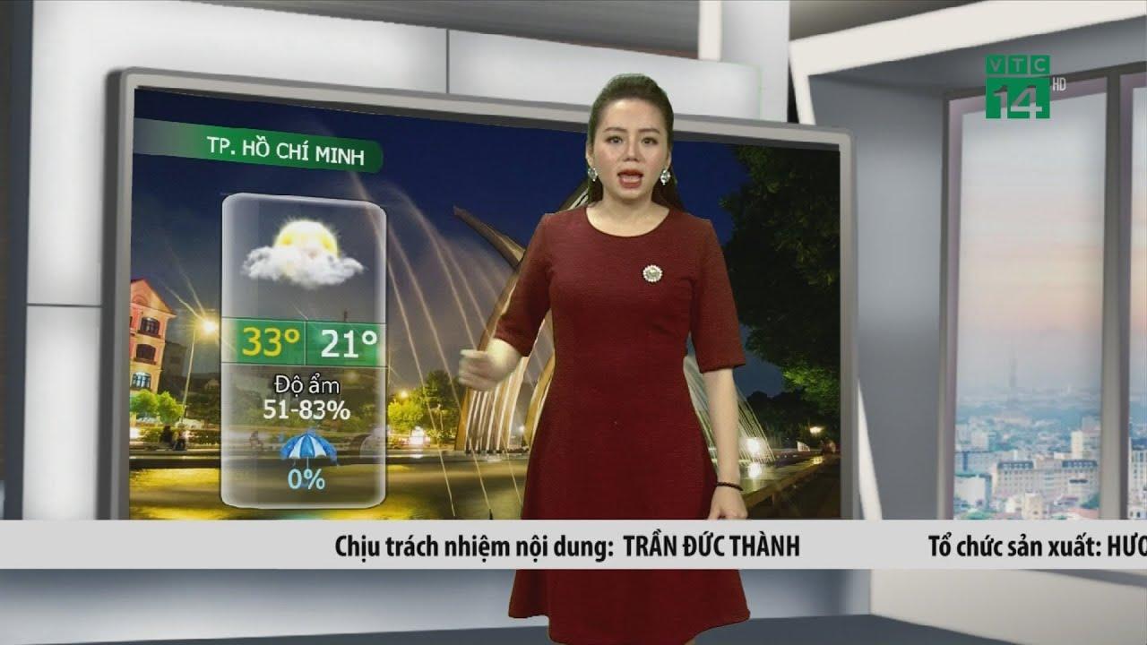 Thời tiết đô thị 08/02/2020: TP HCM nắng nhiều, nhiệt độ giữa trưa dao động từ 31-33 độ | VTC14