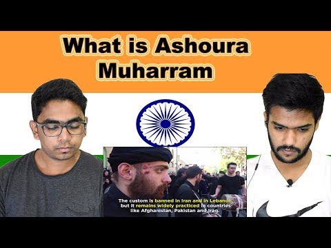 Indian reaction on What is Ashoura | Muharram | Swaggy d