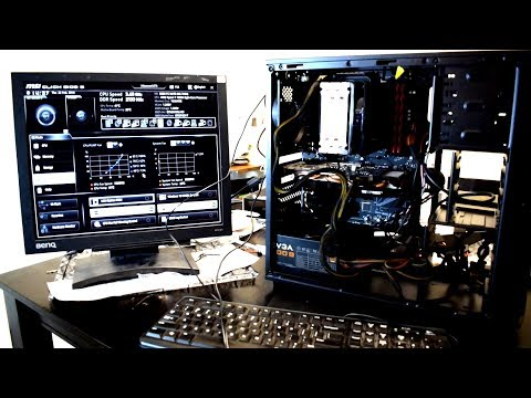 Building Tobi's Rig (w/ M.2 SSD)