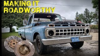 Abandoned F250 Revival! First Start in 26 Years -- Part 6
