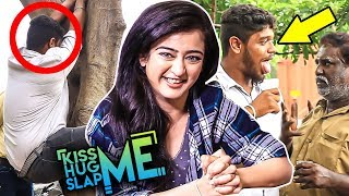 🔥Deadliest Tasks Ever!! - Akshara Haasan in Kiss Me😘 Hug Me🤗 Slap Me👋 | KHS