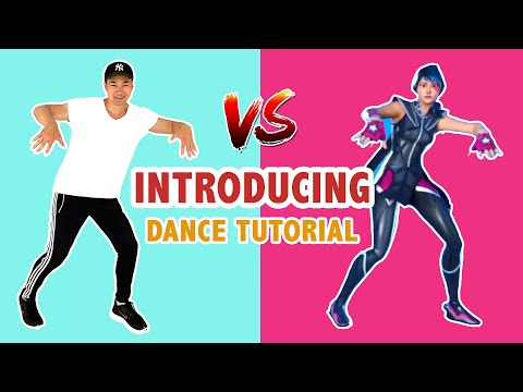 INTRODUCING EMOTE IN REAL LIFE (DANCE TUTORIAL)