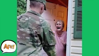 The BEST Surprises AREN'T FAILS! 😍 | Funny Heartwarming Moments | AFV 2021