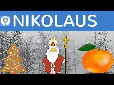 Wer war Nikolaus? Woher kommt der Brauch?