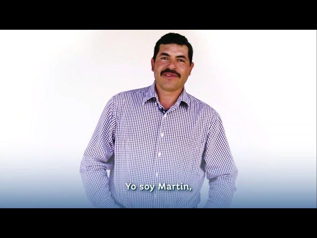 Rotoplas: Historias Rotoplas: Conoce a Martín