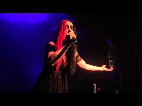 Hello Darkness - New Years DAY LIVE - Portland, OR