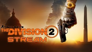 Прогулка по Tom Clancy's The Division 2