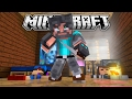 TRYING TO MURDER EVERYONE IN MINECRAFT!!!!