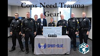Why Do Cops Need Trauma Gear?