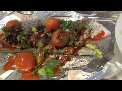 Grilled Fish Foil Wrapped - OOW Outdoors