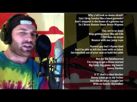 Mercy - Kanye West ft. Big Sean, Pusha T, & 2 Chainz (Catalyst Cover)