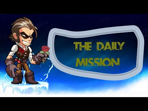 Brawlhalla - The daily mission Ep 201: Caspian