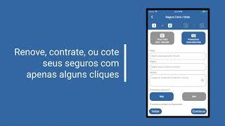 Apresentação app AEA Seguros