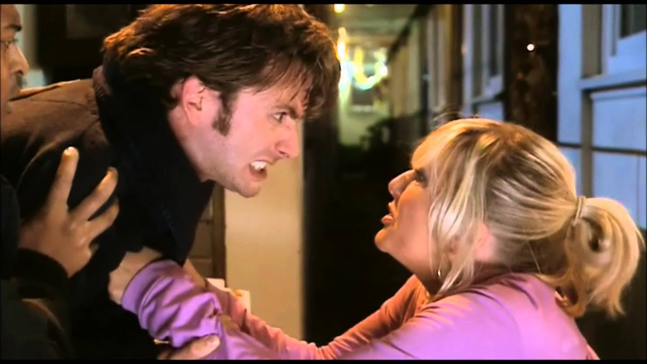 Doctor Who - The Christmas Invasion - ''I need you to shut up ...