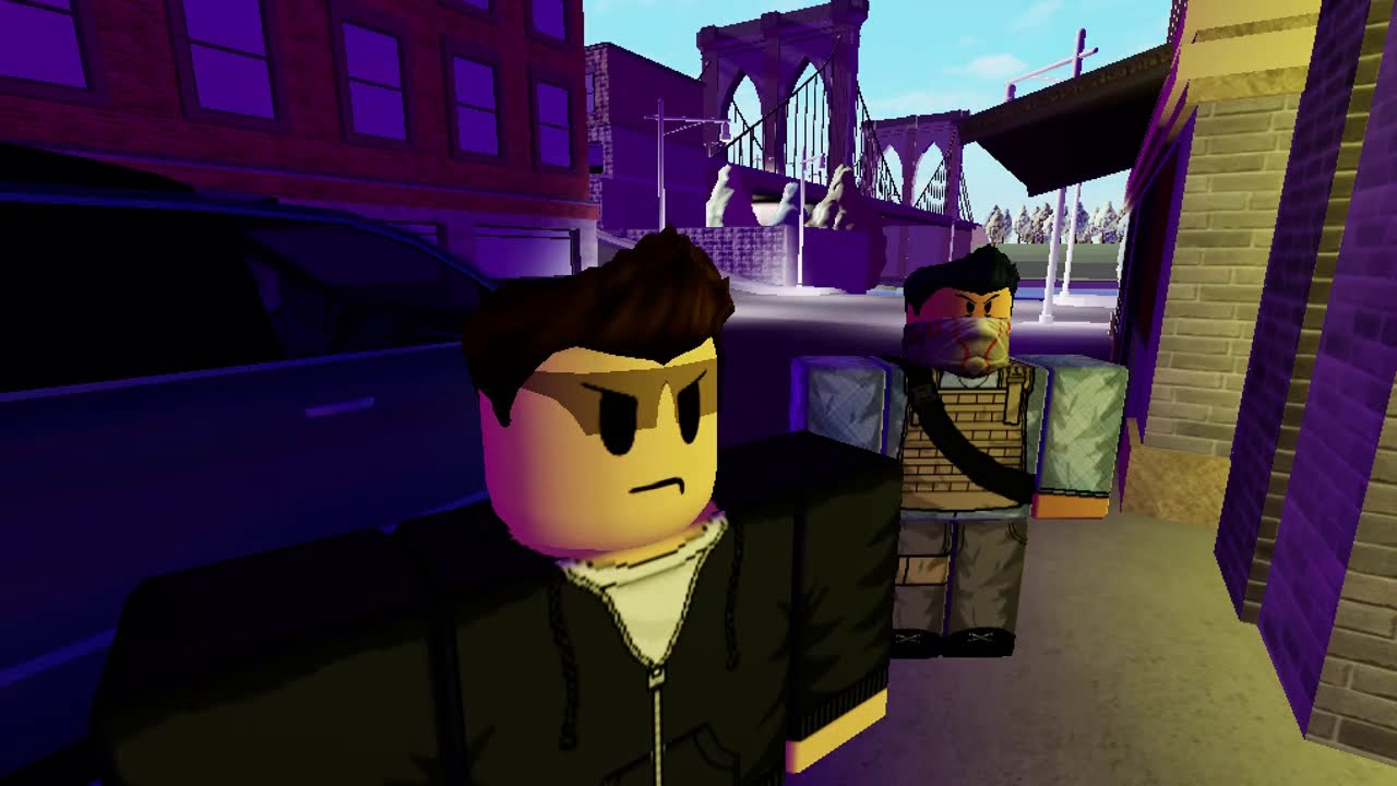 The Heist (Roblox short film)