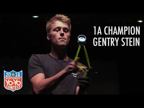 Gentry Stein - 1A Final - 1st Place - 2016 US Nationals - Presented by Yoyo Contest Central