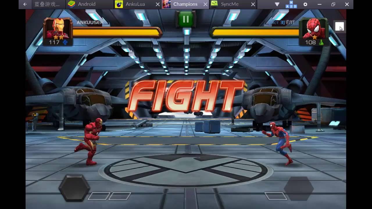 marvel contest of champions: Arena | AnkuLua Forum
