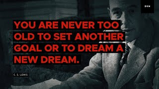 Sales motivation quote: You are never too old to set another goal or ...
