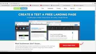 Como criar uma Landing Page gratuitamente(, 2013-10-03T17:04:58.000Z)