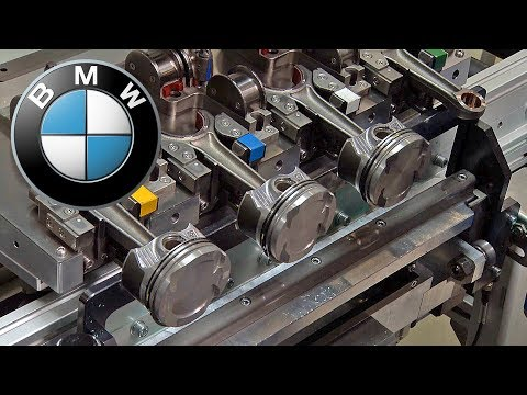 BMW Engine Factory