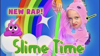 BEST SLIME SONG EVER! Dance Moms Lilly K RAPS