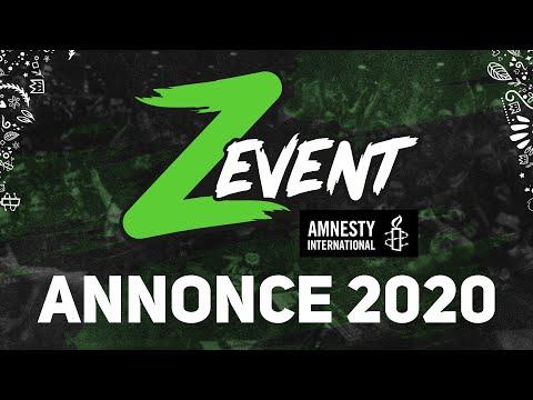 Zevent 2020 : Amnesty International !
