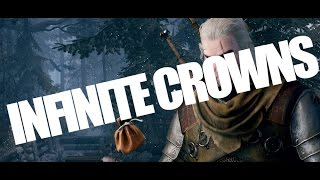the witcher 3 unlimited crowns glitch working