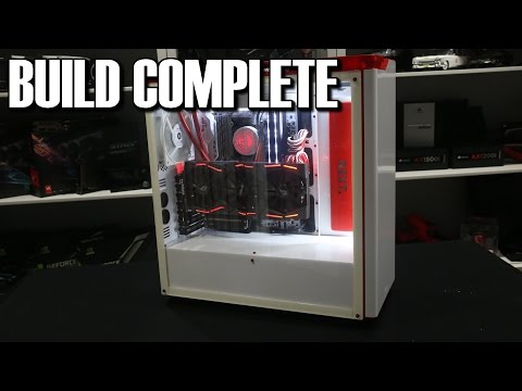 RRR Build Complete NZXT H440 Racing Rig Revival