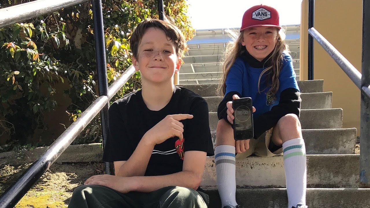 TRAE THE TANK SMASHES FIRST STREET RAIL '30 MINUTES WITH' Trae Montgomery | Santa Cruz Skateboards