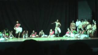 danzas universidad del magdalena (afro)