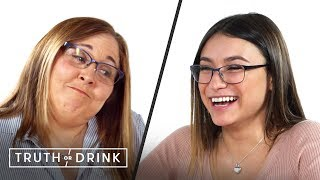 My Adopted Daughter & I Play Truth or Drink (Cynthia & Tabitha) | Truth or Drink | Cut