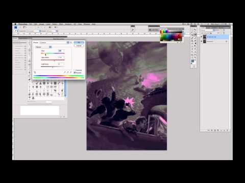 Jon Foster: Adding Color Digitally