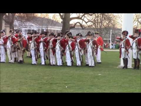 The Battle of Lexington  Reenactment 2017