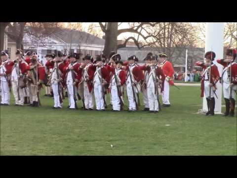 The Battle of Lexington  Reenactment 2017