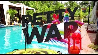YOUNG MA - PETTY WAP 2 POOL PARTY (Behind The Scenes) Shot By @Realrichego