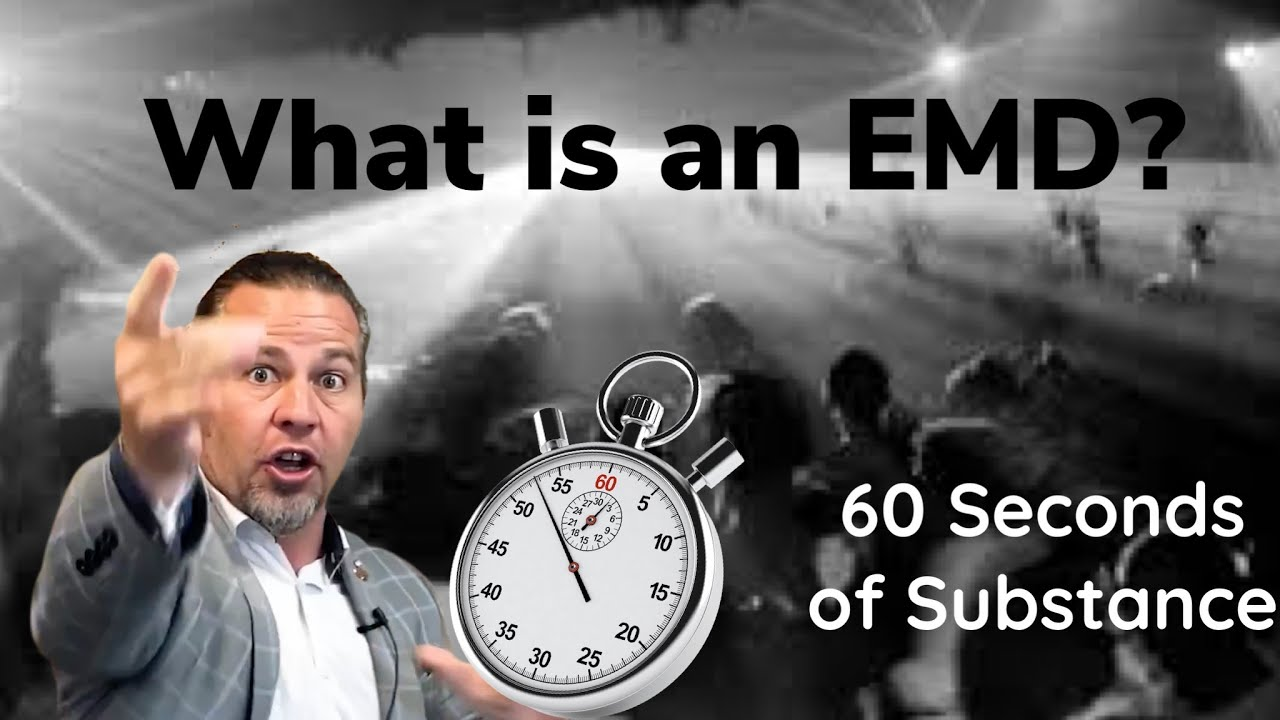 EMD - what is it and Why is it Important?
