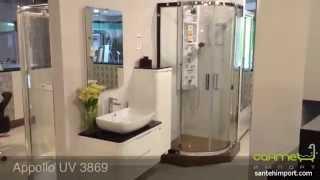 Современная мебель для ванной в стиле 'Модерн' Appollo (Китай) UV-3869 (www.santehimport.com)(http://santehimport.com - Интернет-гипермаркет сантехники и керамической плитки., 2014-08-21T12:40:37.000Z)
