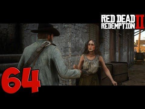 Red Dead Redemption 2. Прохождение. Часть 64 (Рабы. Художник. Грабёж) thumbnail