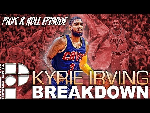 Kyrie Irving Pick And Roll Breakdown! Learn How To Dominate A Ball Screen!