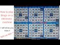 Things to Know Before You Bingo - YouTube