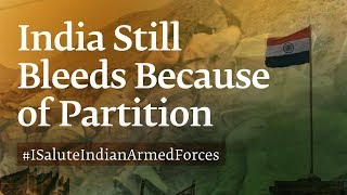 How India Still Bleeds Because of 1947s Partition - Sadhguru