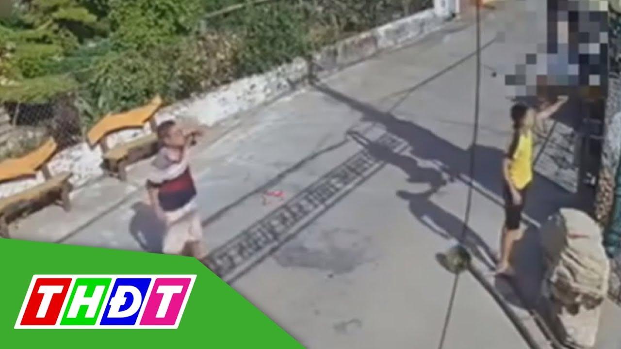 Nam Định: Thợ điện bị giật tử vong khi đang thay đường dây | THDT