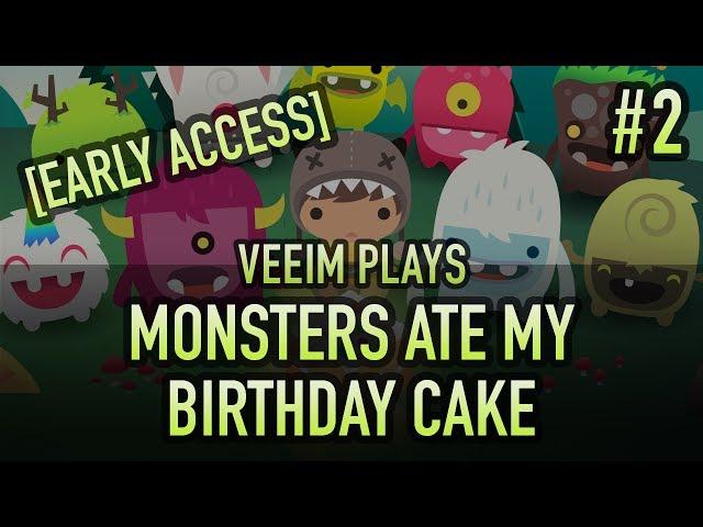 Monsters Ate My Birthday Cake Youtube Gaming