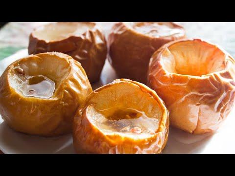 Запеченные яблоки. Как запечь яблоки в духовке