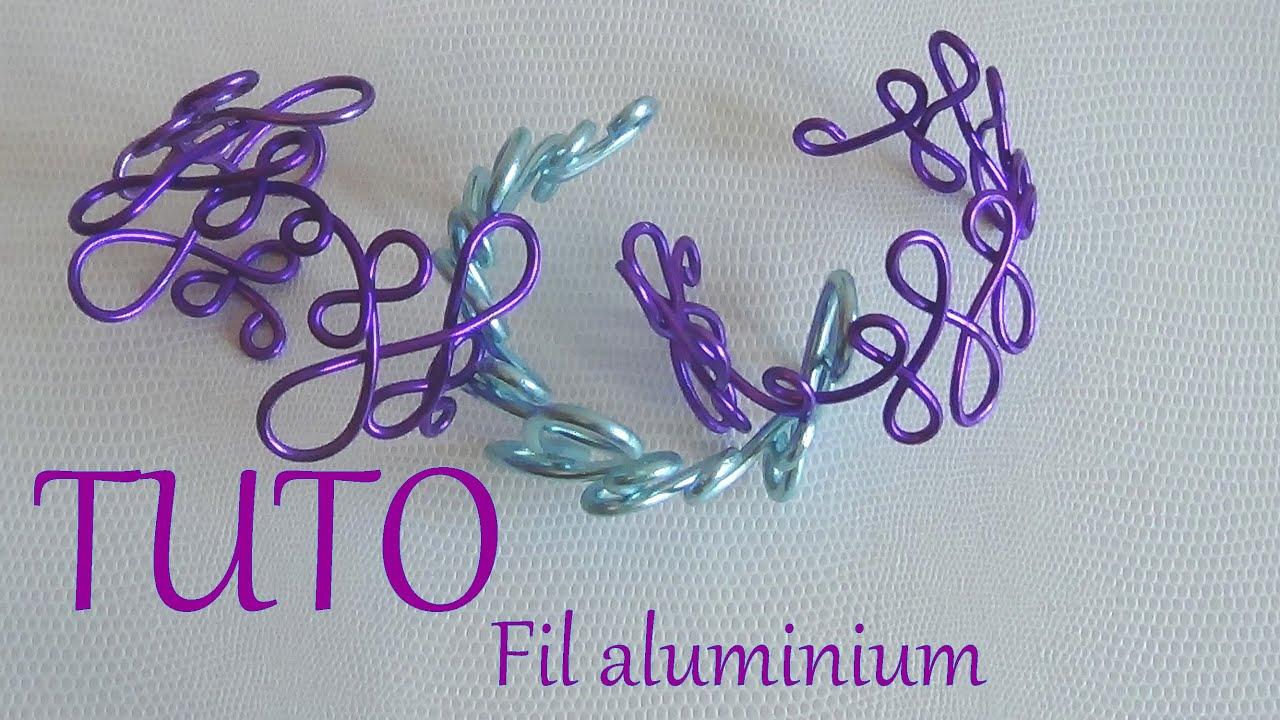 Tuto bracelet en fil aluminium avec planche wig jig 2 - Tuto bijoux pate fimo et fil aluminium ...