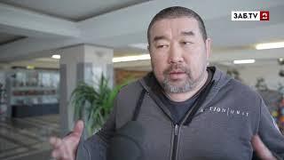 Режиссёр Лыгденов предложил журналисту ЗабТВ роль снайпера в фильме