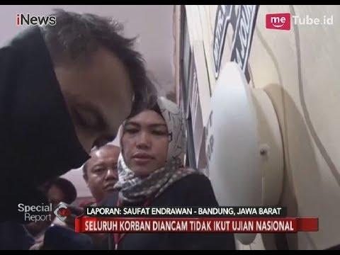 Perkosa 5 Santri, Ketua Yayasan Ponpes Al Istiqomah di Bandung Dipolisikan - Special Report 12/01