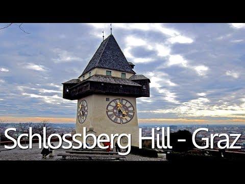 Schlossberg Hill Walking Tour - Graz, Austria