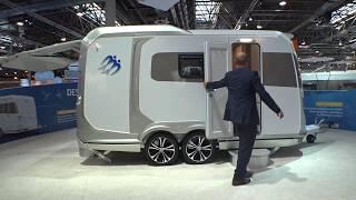 Knaus Deseo - prima Wohnwagen, Transportwunder und Verwandlungskünstler